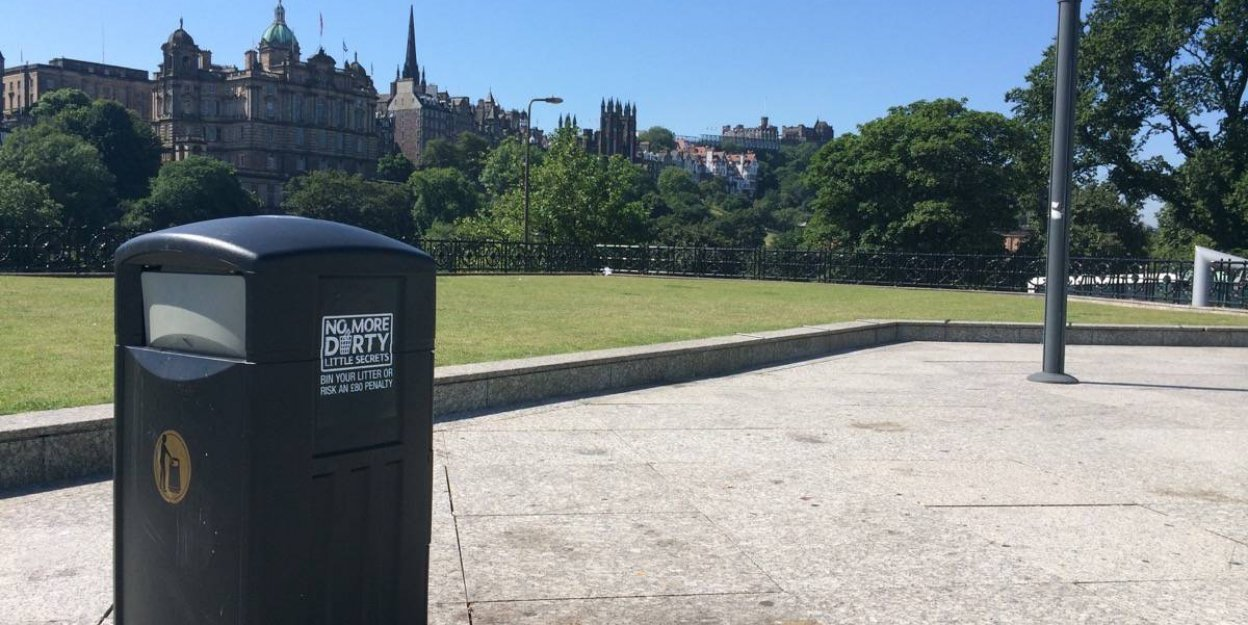 Bin It (Scottish Government)